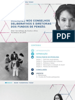 Survey Results - Gender Equality in Brazilian Pension Funds' Boards (Portuguese)