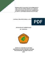 Laporan PKL Muhammad Fakhrur Razi 1601031016.pdf