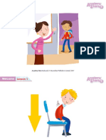 As TRCS PB Welcome Flashcards