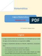 Clase1_Introducción a La Lógica Matemática_2019