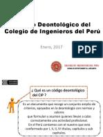 Cap II Codgo -Deontologico Cip