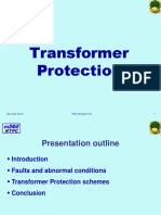 Trafo Protection