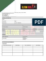 Application Form-Elton Ros