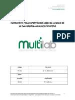 Instructivo para Supervisores sobre el llenado de la Evaluación de Desempeño (ML-RH-02).docx
