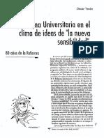 Teran - La Reforma Universitaria en El Clima de Las Ideas 6