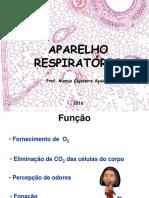 Aula Aparelho Respiratório - Histologia i - 21-03-16