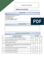 Manual de Funciones TH