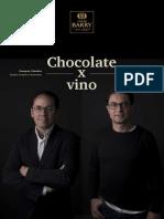 Chocolate and Wine Bulletin ES