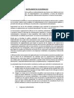 Instrumentos Economicos. 1-1
