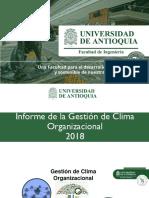 Informe Gestión 2018