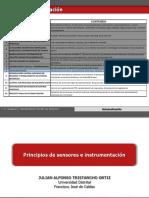 Diap 8 - Principios de Instrumentación
