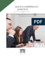 La Importancia de La Contabilidad en La Gestión Fiscal