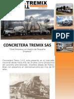 Brochure Concretera Tremix