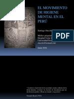 El movimiento de higiene mental en el Perú