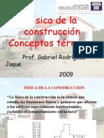 conceptos termicos en la construccion