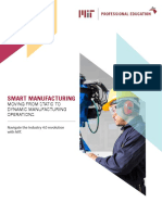 Brochure MIT PE SmartManufacturing