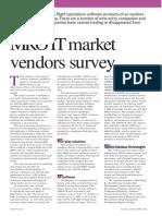 AircraftCommerce_MRO IT Market Survey