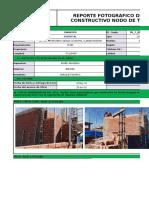 Reporte Fotografico de Proceso Constructivo Pu t 0092 Caracoto Orocom 1