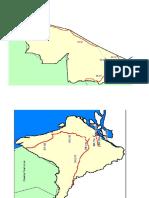 Mapas Dos Estados Com Rodovias Federais