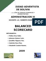 balanced admin