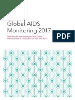 Global AIDS Monitoring 2017