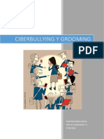 Word Grooming y Ciberbullying