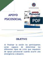 APOYO PSICOSOCIAL