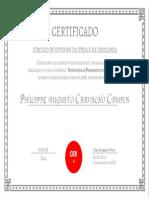 CEII Certificado Philippe EAD Lacan
