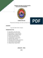 Plan Estratégico 15 de Agosto