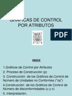 Clase 8 Gráficas de Control Atributo