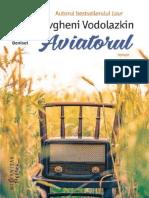Evgheni Vodolazkin - Aviatorul [v. 1.0].pdf