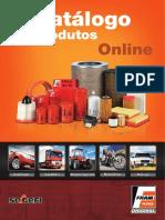 Manual Catalogo Produto Online Fram