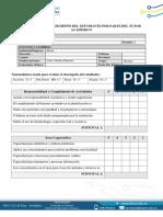 Evaluacion de Desempeño Por Parte Del Tutor Academico (1)