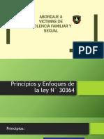 Principios y Enfoques