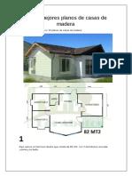 Manual de Construcción de Viviendas de Madera PDF