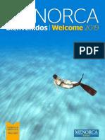Menorca Bienvenidos 2019
