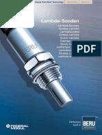 CATBU1201 Manual de Sensores