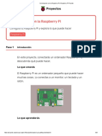 Comenzando Con La Raspberry Pi _ Raspberry Pi Projects