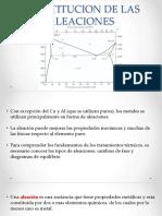 6. Constitucion de Las Aleaciones