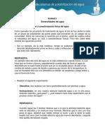 Descripcion y Caracterizacion Fisica Del Agua