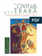 Bucovina literară Nr. 1-3 An 2019