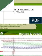 Sistemas de Registro de Fallas POO