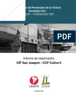 Informe MPT Sociedad Civil. 1 Dic 2016