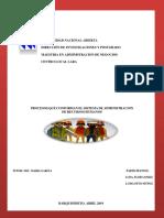 Procesos Que Conforman el Sistema de Administracion de Rrhh