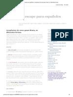 Runescape Para Españoles_ Recopilacion de Como Ganar Dinero, En Diferentes Formas