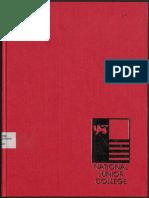 National Junior College Yearbook 1991