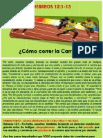 A CORRER LA CARRERA