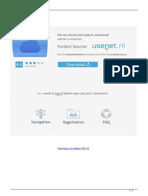 tamreen us sarf pdf free download