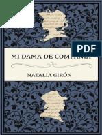 Girón Ferrer Natalia - Mi Dama de Compañía