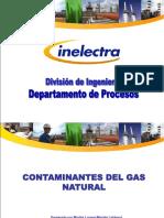 Contaminantes Del Gas